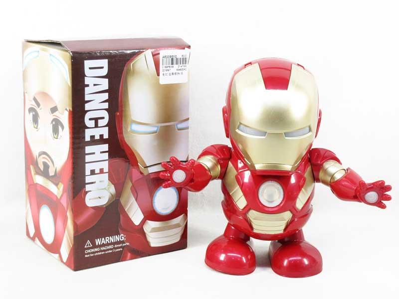 B/O Dancing Iron Man toys