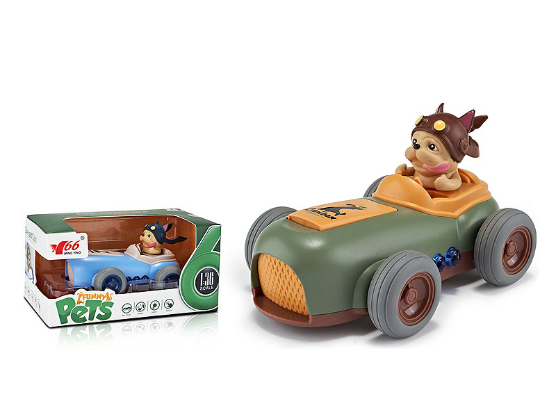 1:36 Die Cast Car Pull Back toys
