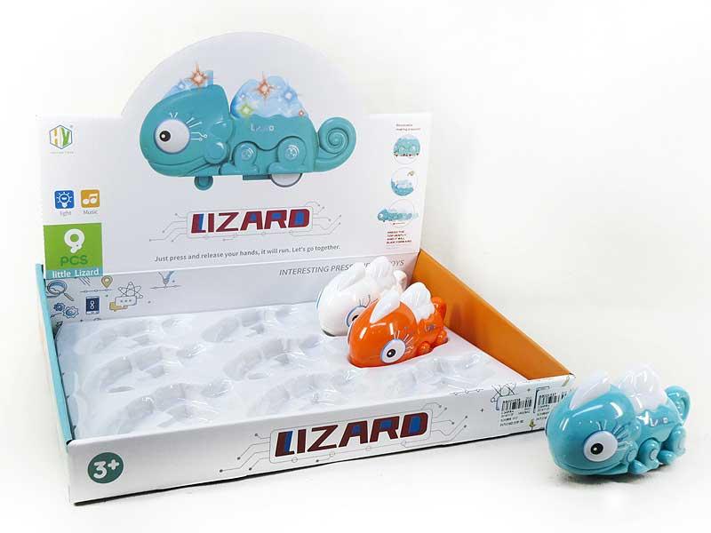 Press Lizard W/L_M(9in1) toys