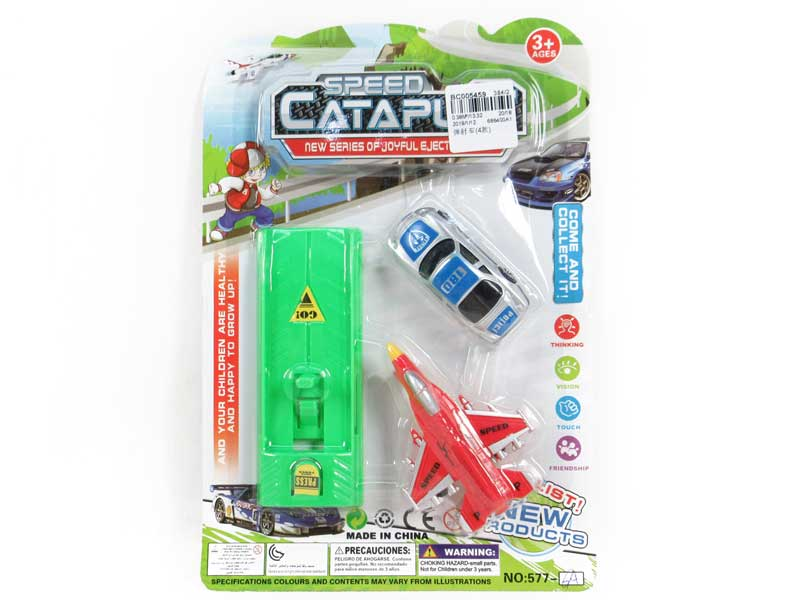 Press Car(4S) toys