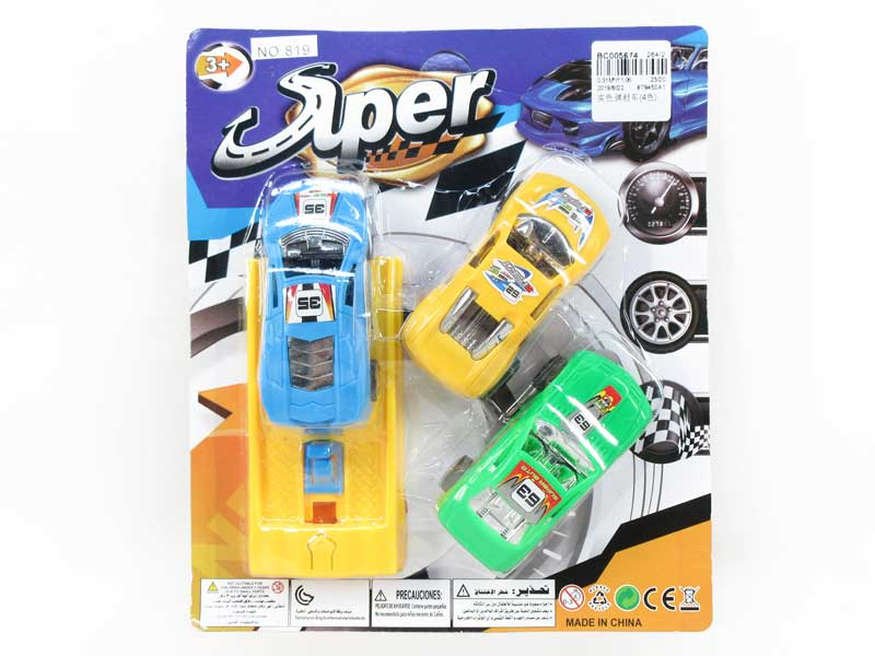 Press Car(4C) toys