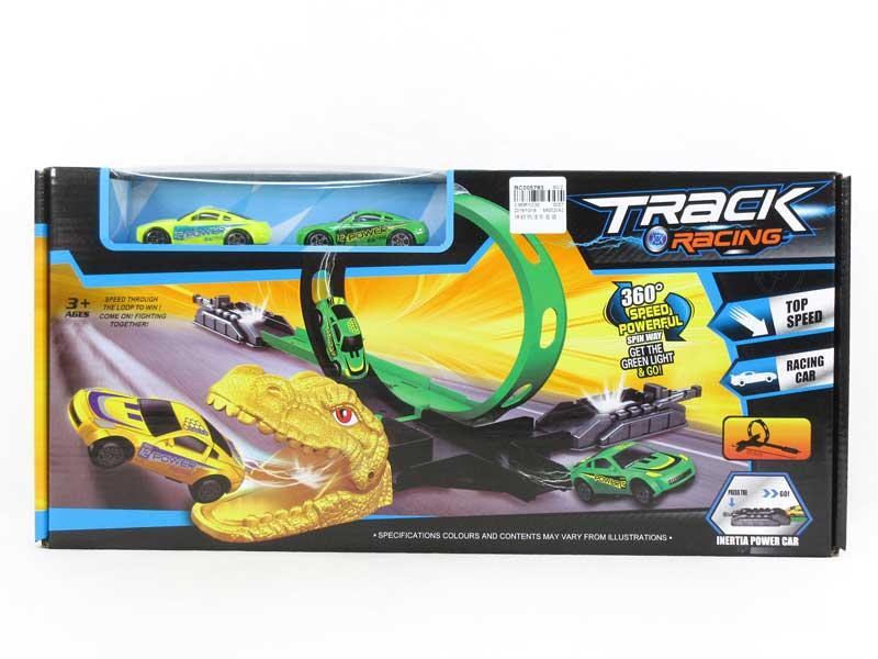 Press Railcar Set toys