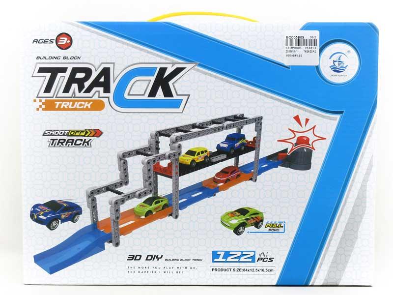 Press Railcar toys