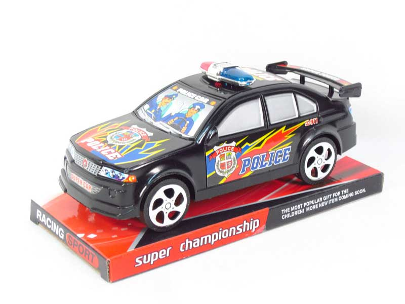 Friction Police Car 2c Pvc C Friction Police Car 2c Toys