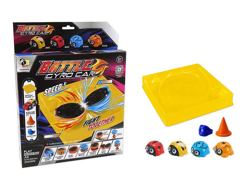 Friction Car(2in1) toys