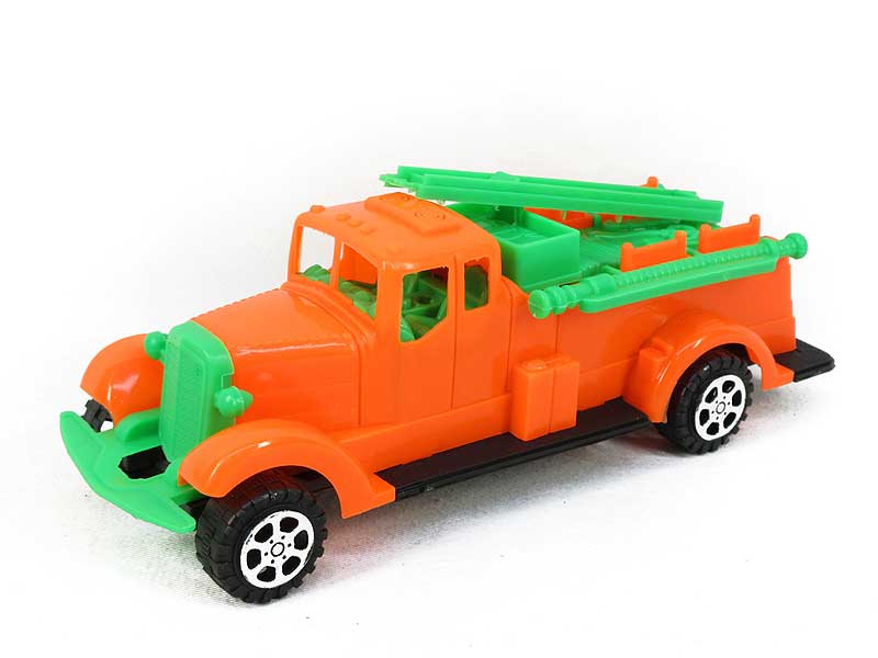 Friction Fire Engine(2C) toys
