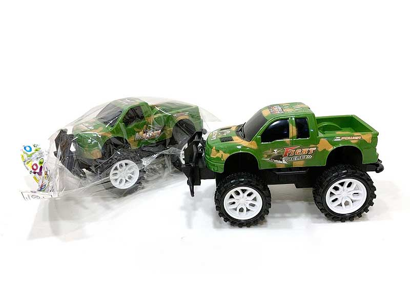 Friction Cross-country Car toys