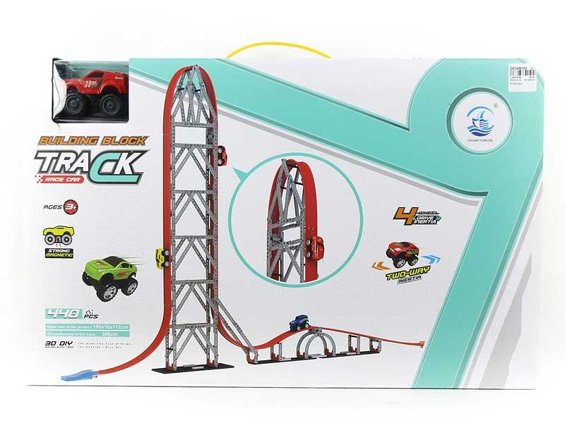 Friction Railcar toys