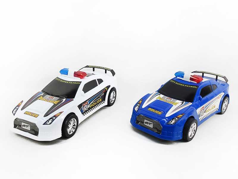 Friction Police Car(2C) toys