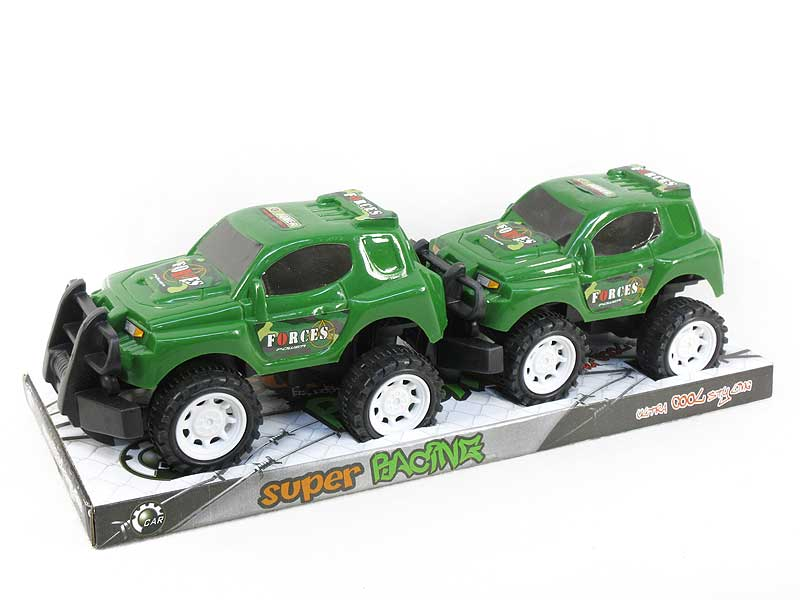 Friction Cross-country Car(2in1) toys