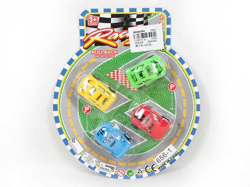 Free Wheel Car(4in1) toys