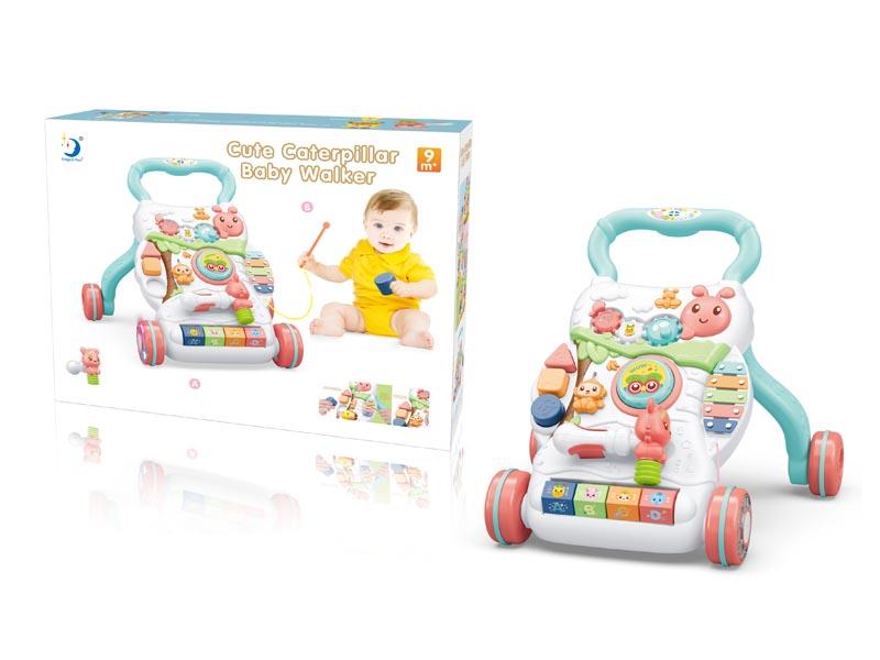Baby Walker Set W/L toys