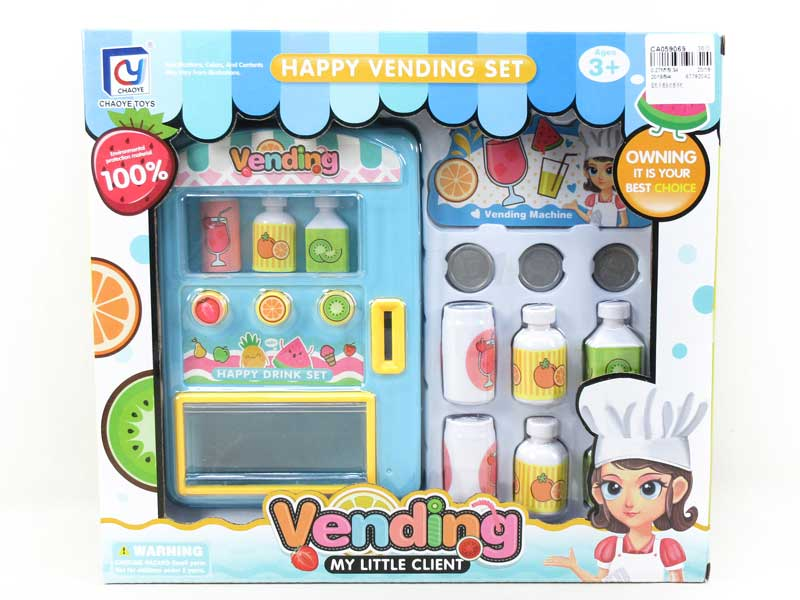 Vending Machine toys