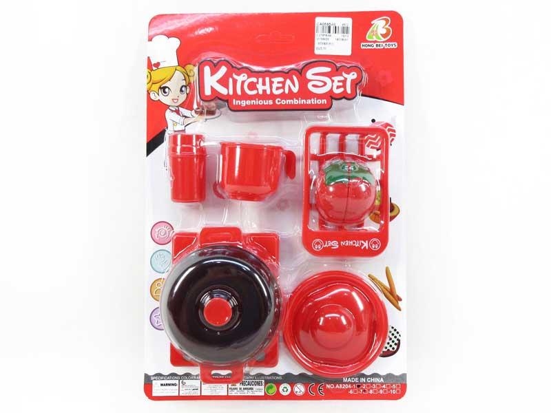 Kitchen Set(9in1) toys