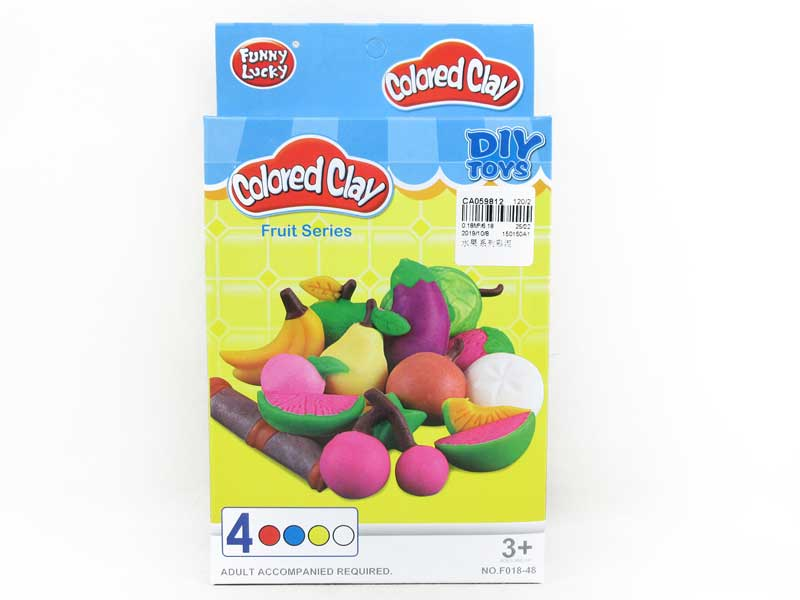 Clay Figure Tool Set toys