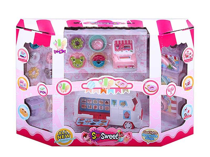 Dessert Set W/L_M toys