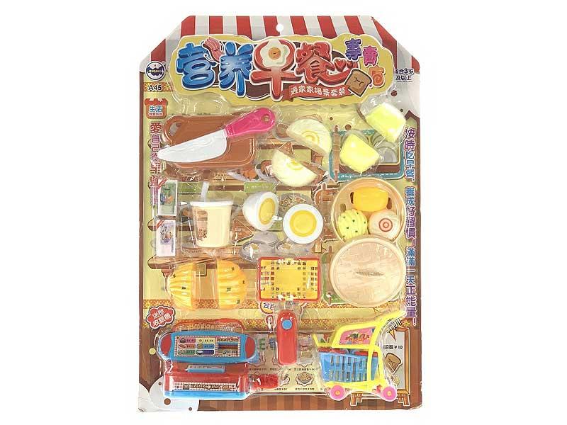 Nutritious Breakfast toys