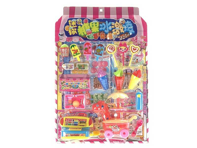 Icecream Setl toys