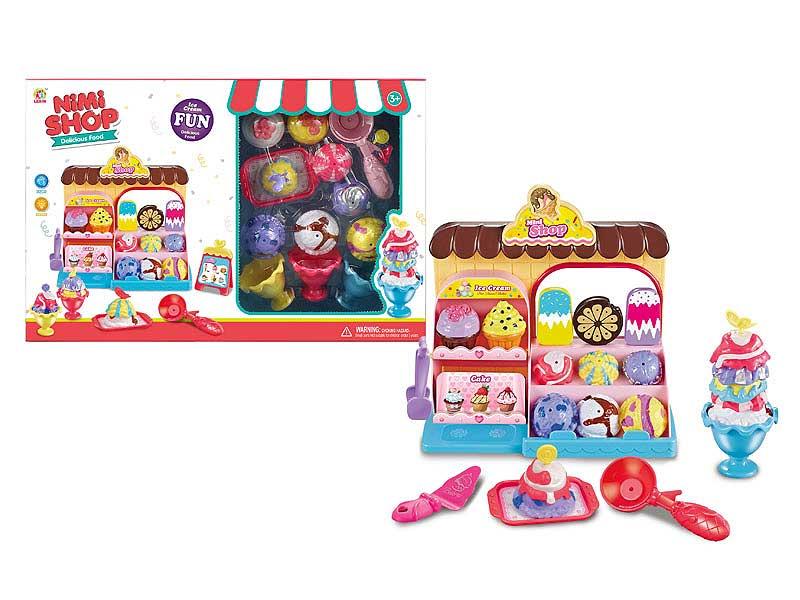Ice Cream Shop W/L_M toys