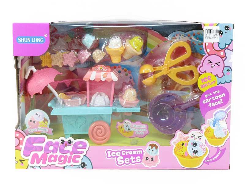 Magic Ice Cream Car toys