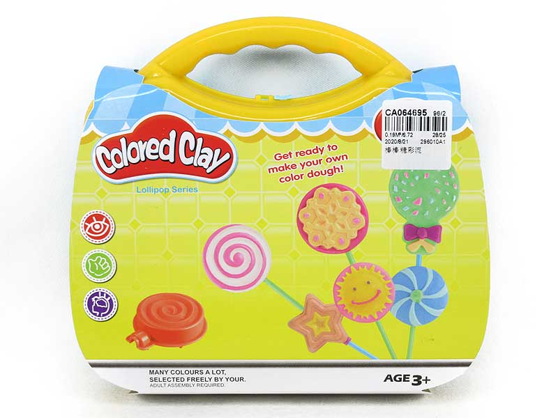 Color Clay Set toys