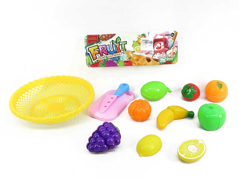 Cut Fruit toys