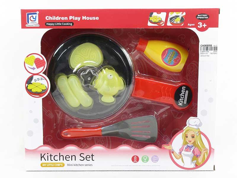 Light Sensitive Color Changing Pan toys