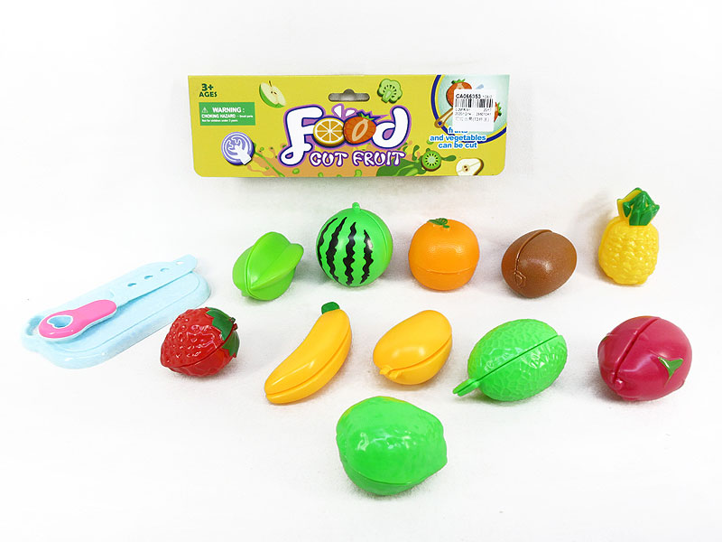 Cut Fruit(13in1) toys