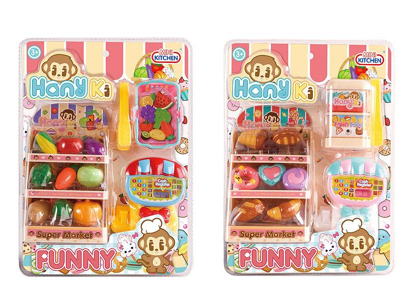 Supermarket Set(2S) toys