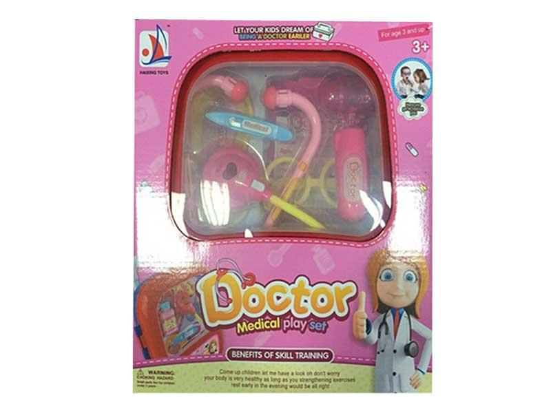Doctor Set W/L_S toys