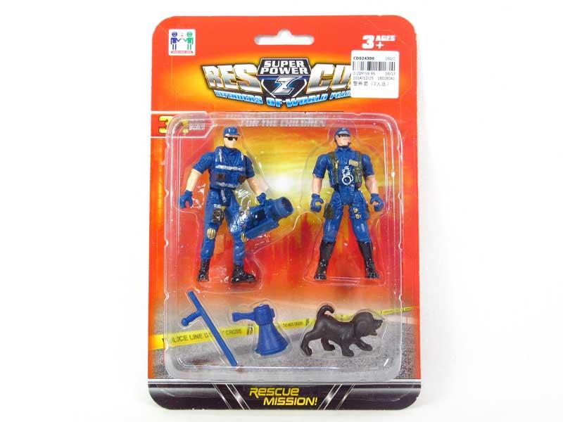 Police Set(2in1) toys