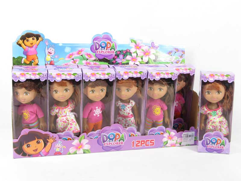 6inch Doll(12in1) toys