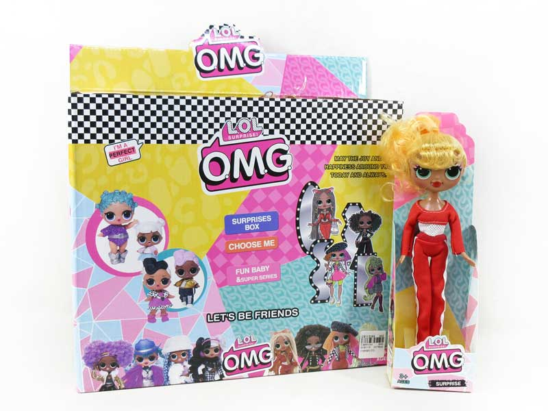 9inch Doll(8in1) toys