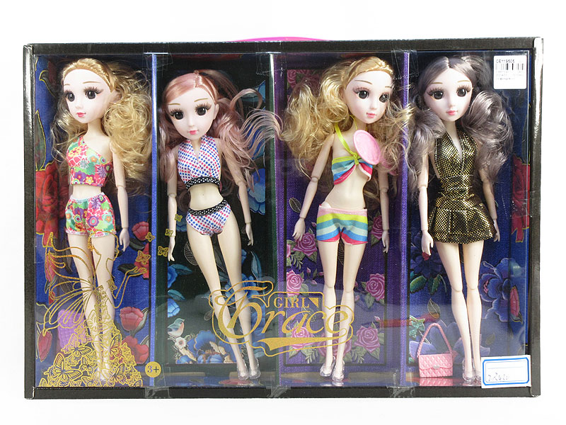12inch Doll(4in1) toys