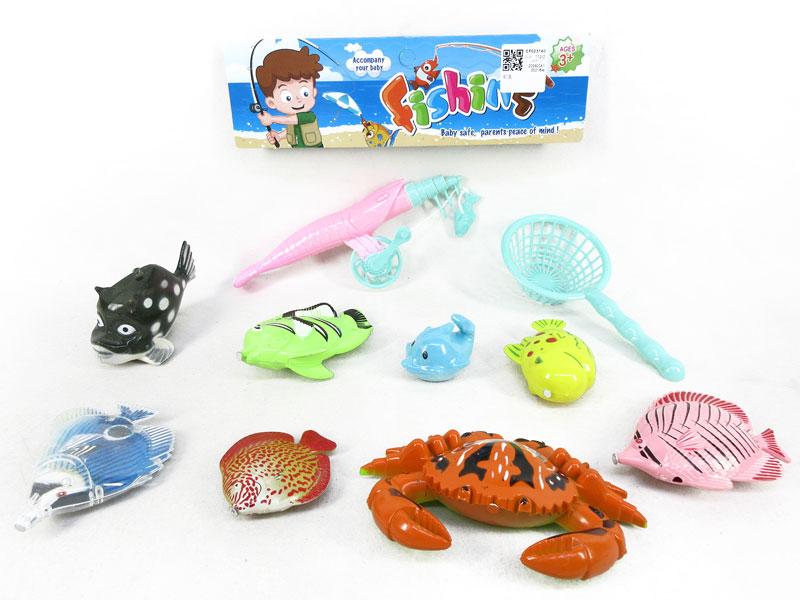 Fishing Game toys