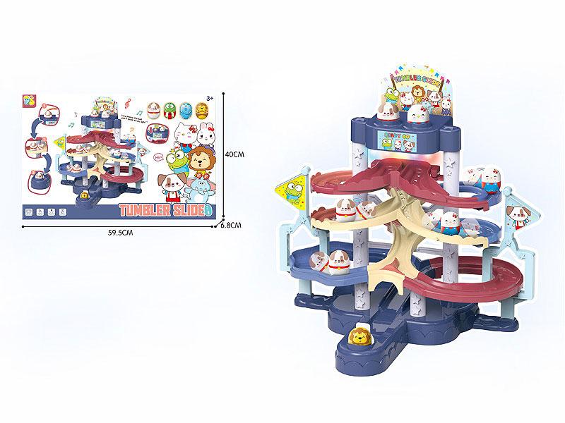 Tumbler Slide W/L_M toys