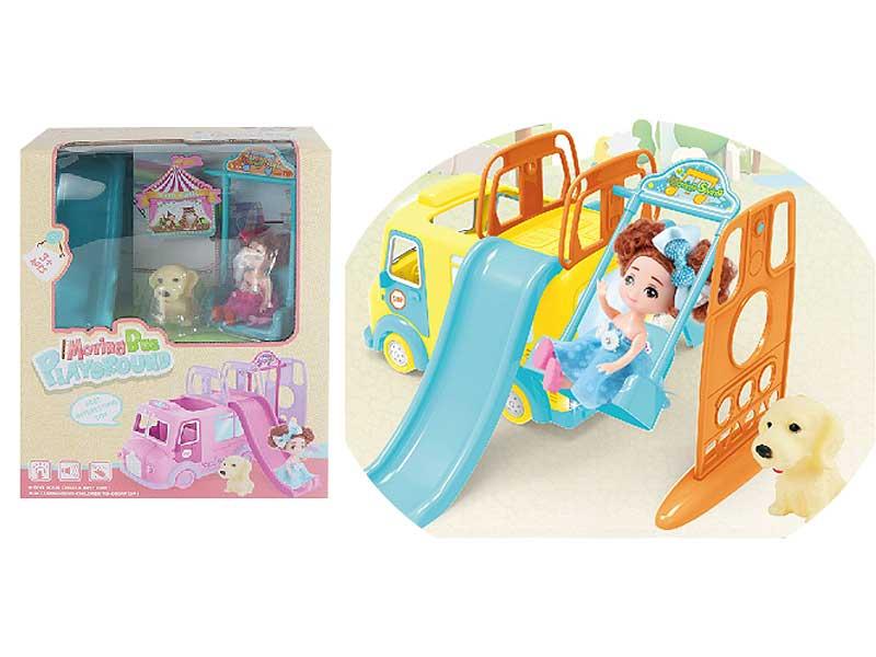 Scene Ride toys
