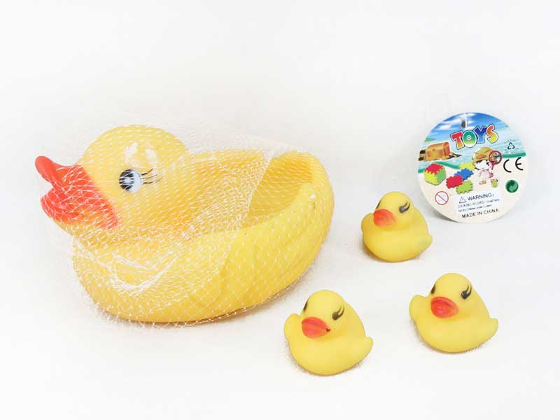 Latex Duck(4in1) toys