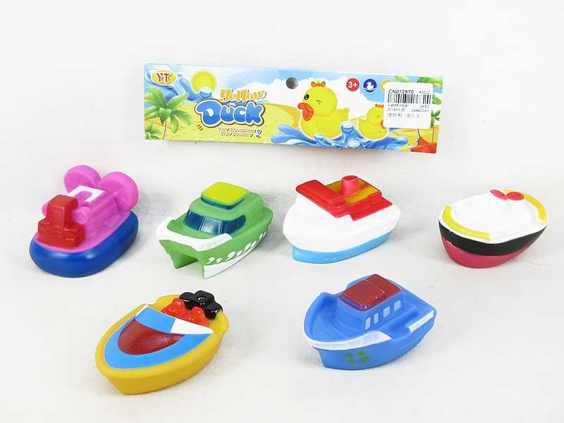 Latex Ship(6in1) toys