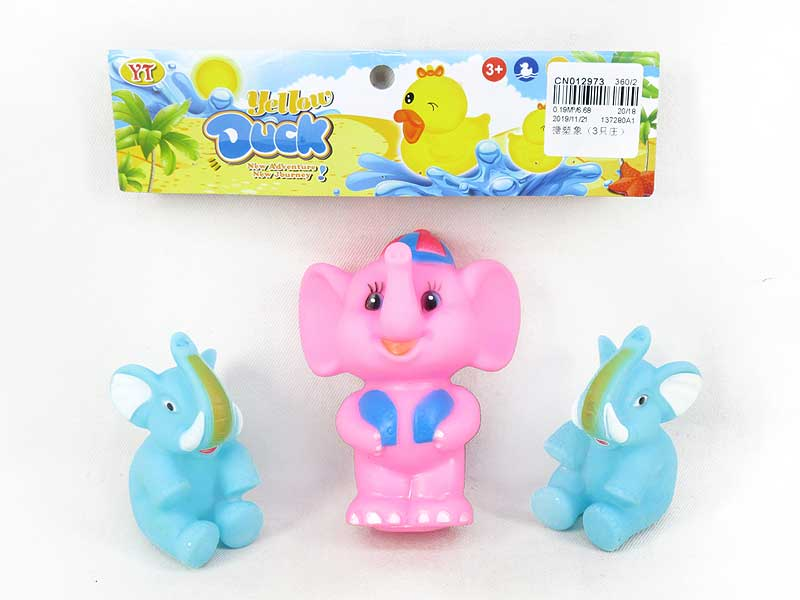 Latex Elephant(3in1) toys