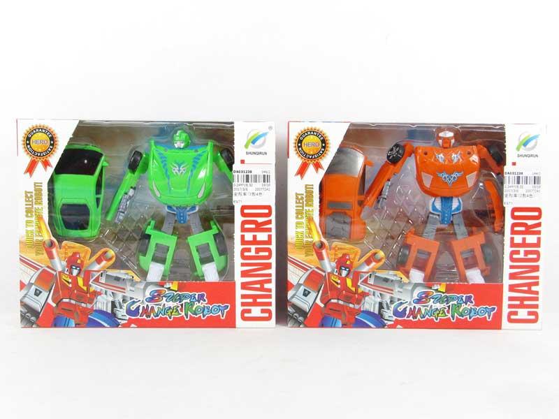 Transforms Car(2S4C) toys