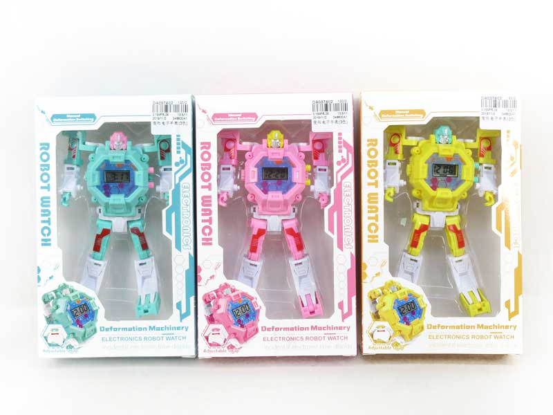 Transforms Watch(3C) toys
