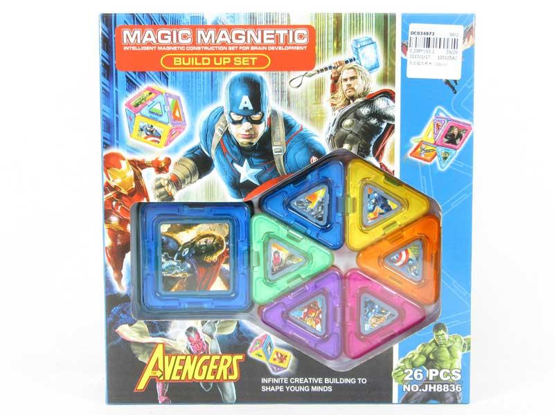 Magic Blocks(26pcs) toys