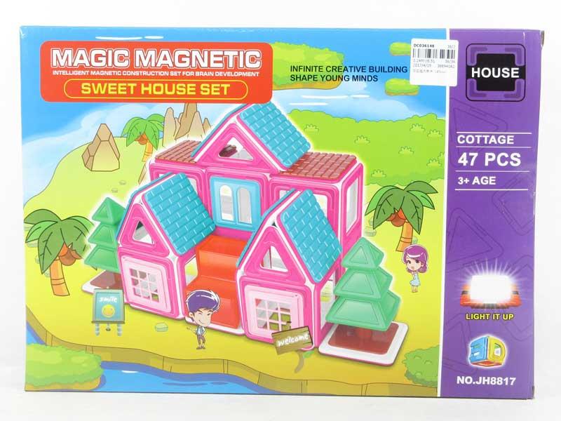 Magic Blocks(47PCS) toys