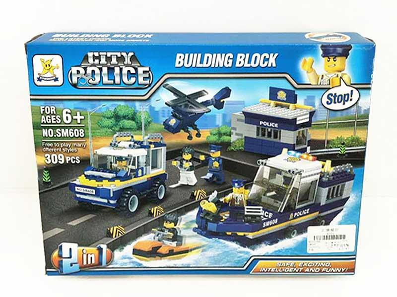 Blocks(309PCS) toys