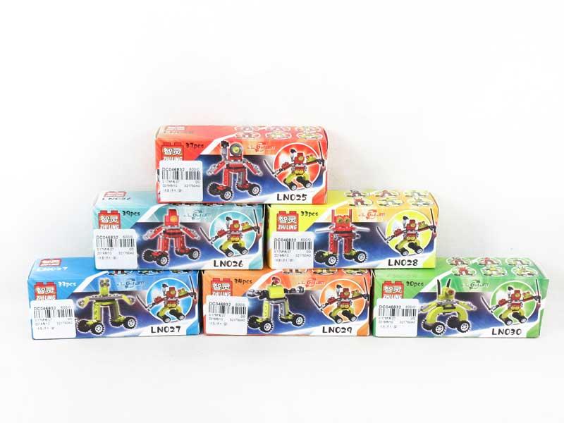 Blocks(6S) toys