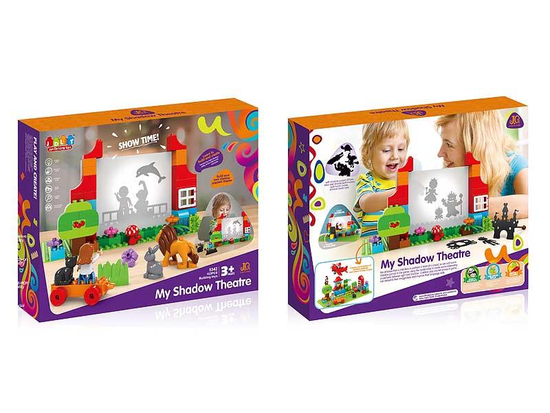 Blocks(103PCS) toys