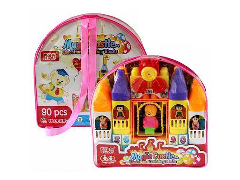 Blocks(90pcs) toys