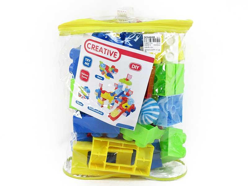 Blocks(42pcs) toys