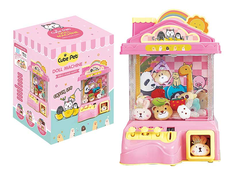 Doll Catching Machine toys